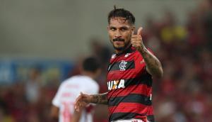 Flamengo suspende contrato de Paolo Guerrero tras sanción del TAS por dopaje