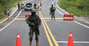Localizan a patrulla militar que se había extraviado en la frontera con Colombia