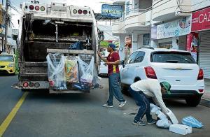 Departamento de Higiene en Manta hizo reducción de gastos
