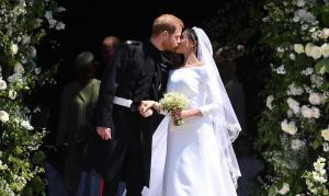 Enrique y Meghan Markle son marido y mujer y duques de Sussex