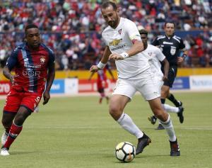 El Nacional frena al líder de la tabla, Liga de Quito [2-1]