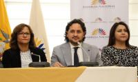Asamblea Nacional recibe proyecto de reforma a Ley de Comunicación
