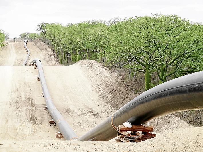 El acueducto de la Refinería sirve en menos de un 30%