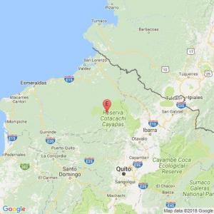 Un temblor de magnitud 5,0 en escala Richter se registró en Imbabura