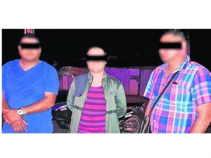 Cinco personas resultaron detenidas en Montecristi por presunto crimen