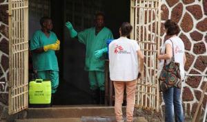 Mueren dos enfermos de ébola en República del Congo tras escapar de un hospital