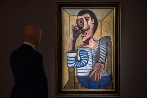 Un cuadro de Picasso valorado en 70 millones se daña días antes de ser subastado