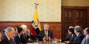 Lenín Moreno asigna dos nuevas autoridades en entidades públicas