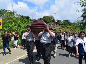 Conscripto fallecido, oriundo de Paján es despedido con honores