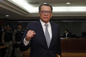 Fiscal encargado pide mantener condena a Jorge Glas en caso Odebrecht