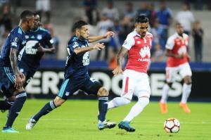 Emelec se despide de Copa Libertadores con una derrota ante Santa Fe de Colombia (0-3)