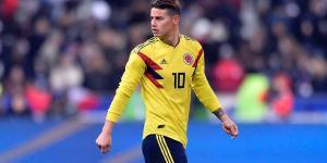 James Rodríguez llega a Colombia y se sumará a la selección próximamente