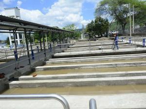 Se distribuirá agua tras una suspensión en varios sectores de Portoviejo