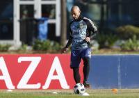 Mascherano: ''Vamos a dar todo para que Argentina haga el mejor Mundial posible''