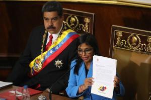 Nicolás Maduro pide libertad para detenidos en las protestas antigubernamentales