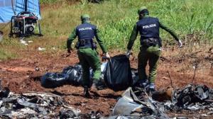 Encuentran segunda caja negra del avión accidentado en La Habana