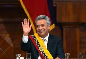 Lenín Moreno hoy cumple un año en el poder, la reducción del Estado está pendiente