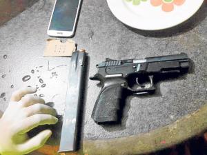Una arma de fuego podría ser la clave de tres crímenes