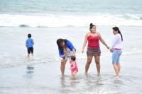Pocos turistas se movilizaron en el primer día del feriado