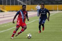 El Nacional y Universidad Católica empataron 1-1 en el Olímpico Atahualpa