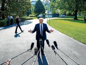 Trump deja abierta una posibilidad para la cumbre con Kim Jong-un