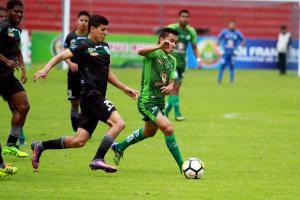 Liga de Portoviejo empata 1-1 en Ambato con Mushuc Runa (Finalizado)