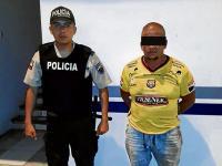 Madre e hijo presos con droga