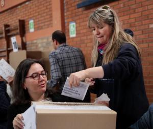 Colombia elige hoy a su nuevo presidente