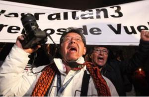 Cruz Roja reitera a Ecuador su disposición a cumplir elance humanitario en asunto de rehenes