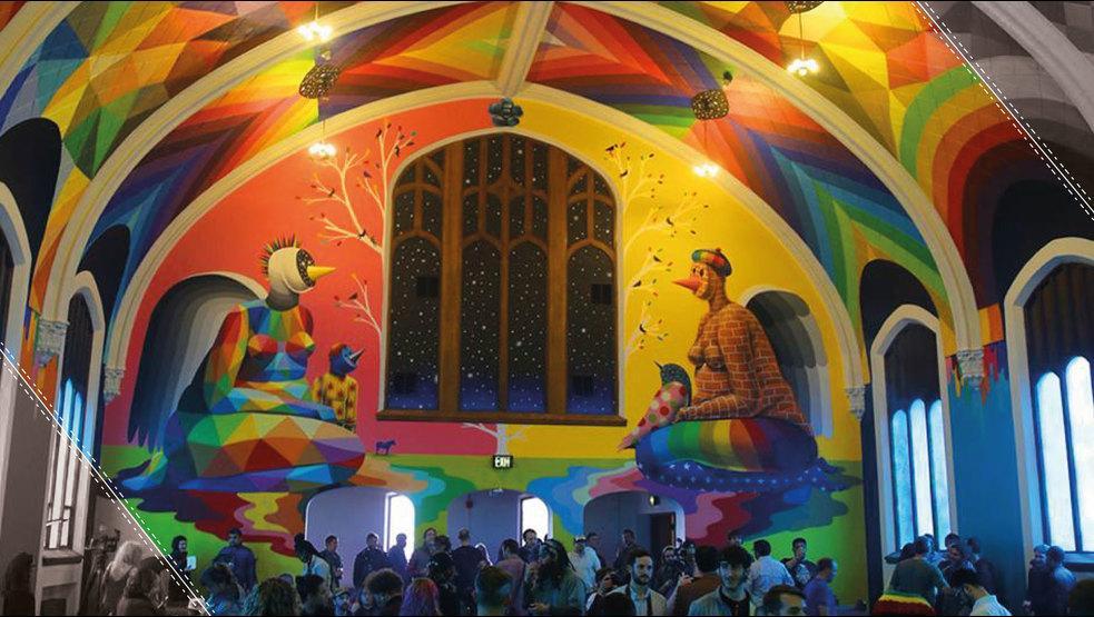 VÍDEO: En esta iglesia se le rinde culto a la Marihuana
