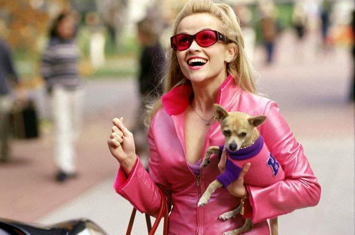 Reese Witherspoon cerca de rodar una tercera entrega de ''Legalmente Rubia 3''