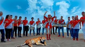 La Tigresa del Oriente tiene su propia canción para el Mundial de Rusia