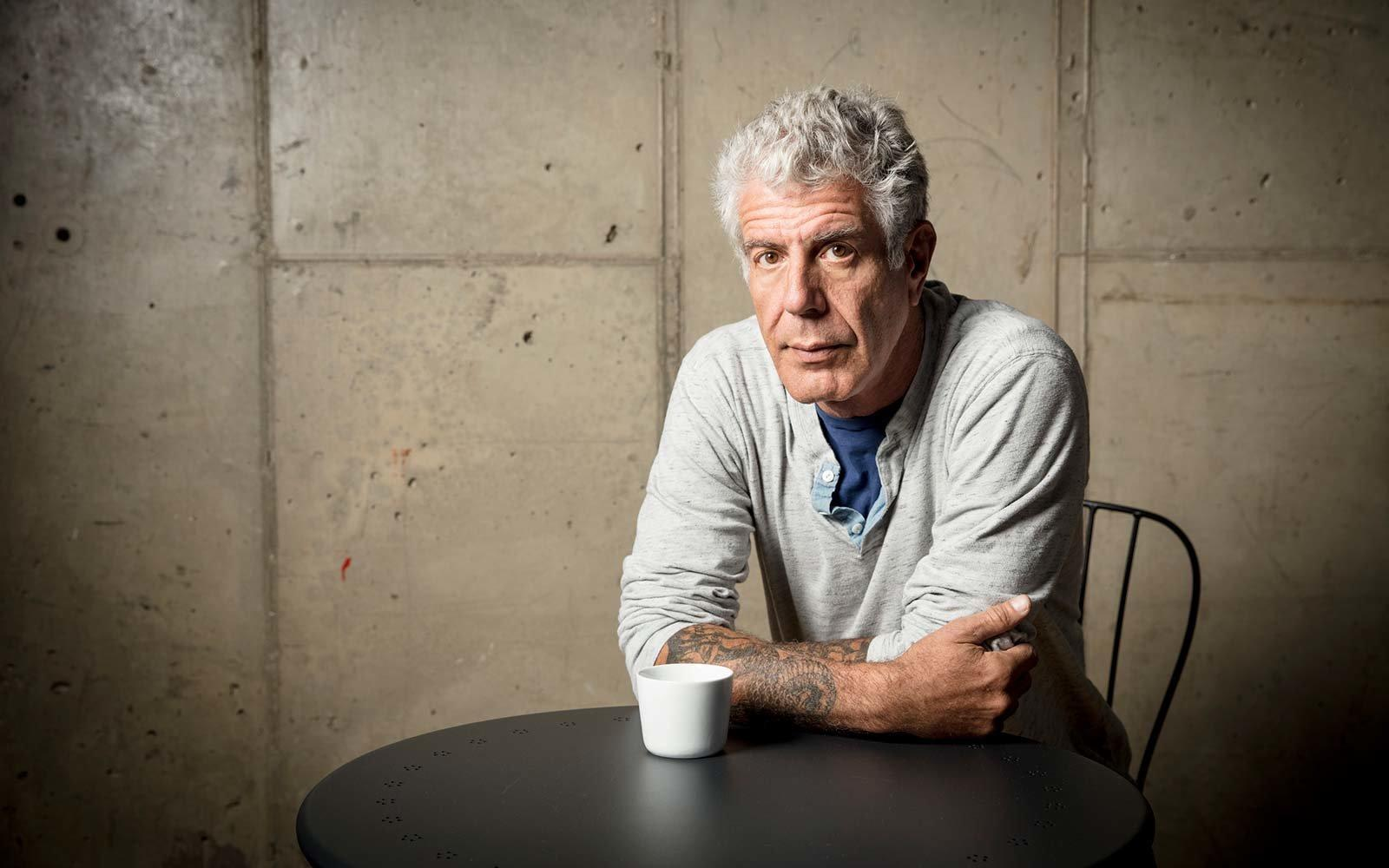 El popular chef Anthony Bourdain se suicida a los 61 años