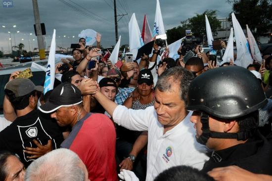 Fiscal Pérez solicita vinculación de expresidente Correa en caso de presunto secuestro de Balda