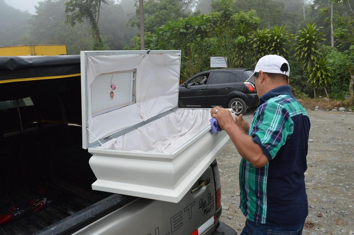 Una menor muere tras ingerir gasolina en Santo Domingo