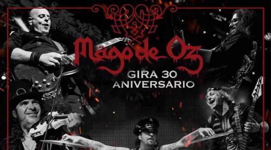 Portoviejo se vestirá de rock esta noche, Mägo de Oz se presenta con 'Gira 30 aniversario'