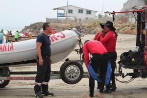 Viaje estudiantil desde Latacunga hasta Canoa no contaba con permiso de autoridades