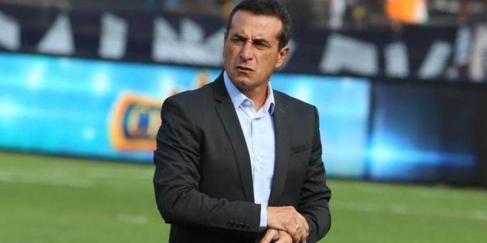 Guillermo Sanguinetti, es el nuevo técnico del Independiente Santa Fe de Colombia