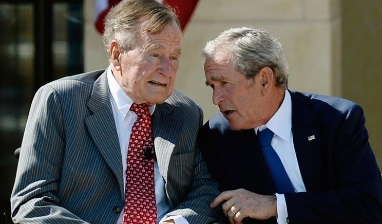 Bush padre se convierte en el expresidente más longevo de EE.UU. con 94 años