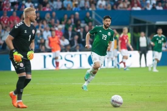 México se prepara con alegría su partido inaugural contra el campeón, Alemania