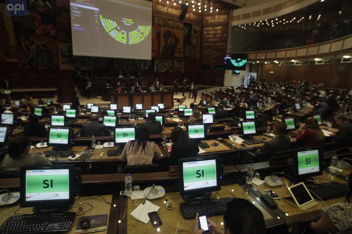 Asamblea Nacional resolverá pedido para vincular a expresidente Correa en secuestro
