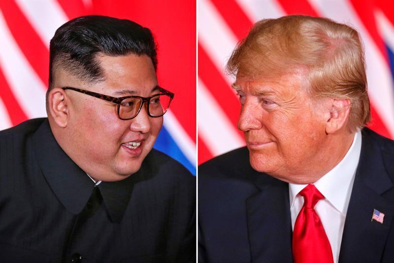 Trump y Kim abren un nuevo capitulo tras décadas de confrontación