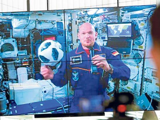 Astronauta alerta de la contaminación en el río Amazonas desde la ISS
