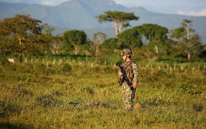 Mueren 16 disidentes de FARC en combates con el ejército colombiano
