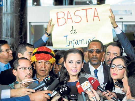 Asamblea dividida por el caso Balda