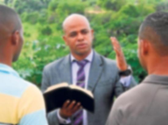 El predicador de los necesitados