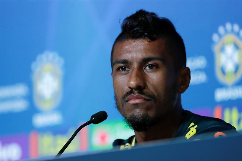 Brasil dejó el pasado y llega mucho más preparado a Rusia, dice el centrocampista Paulinho