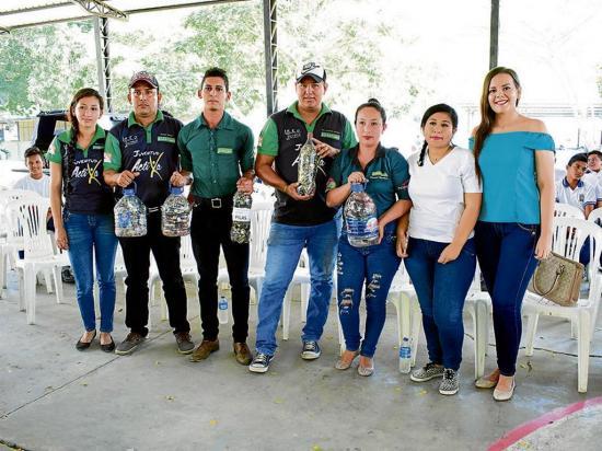 Asociación presenta dos proyectos ecológicos para proteger el ambiente