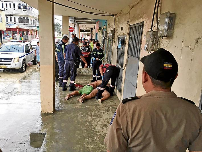 Responsable de asesinato de una mujer en Manta es sentenciado a 26 años