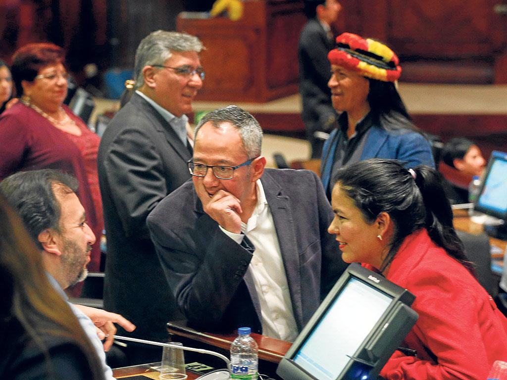 Asamblea Nacional debate hoy la vinculación de Rafael Correa en caso Balda